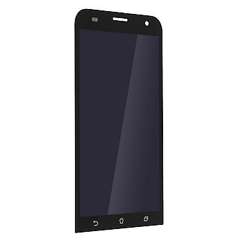 LCD replacement part with touchscreen for Asus Zenfone 2 Laser ZE550KL - Black