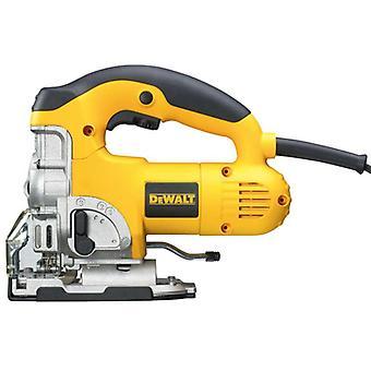 Dewalt DW331KT-lx Jigsaw 701 Watt och Tstak Box 110v