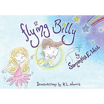 Flying Billy by Samantha West - 9781916106611 Book