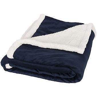 Avenue Field & Co Sherpa Blanket