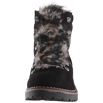 ESPRIT Womens E18CAS01 Fabric Closed Toe Ankle Fashion Boots