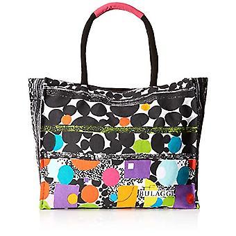 Bulaggi Arty Shopper Sqaure - Black Women's Shoulder Bags (Schwarz) 17x35x45 cm (B x H T)