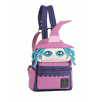 Loungefly Nightmare Before Christmas Shock Faux Leather Mini Backpack
