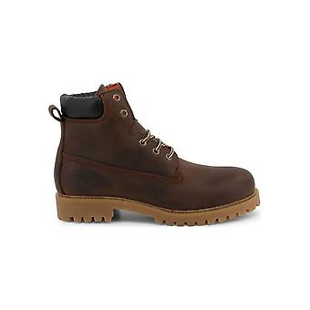 Docksteps - Shoes - Ankle boots - ROCCIA_6033_TMORO - Men - saddlebrown - EU 42