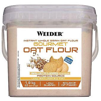 Weider Goumet Oat Flour 1,9 kg