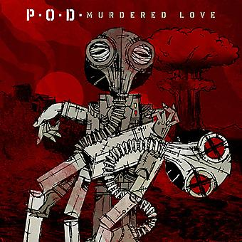 P.O.D. - Murdered Love [CD] USA import