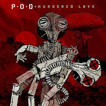 P.o.d. - amor assassinado [CD] EUA importar