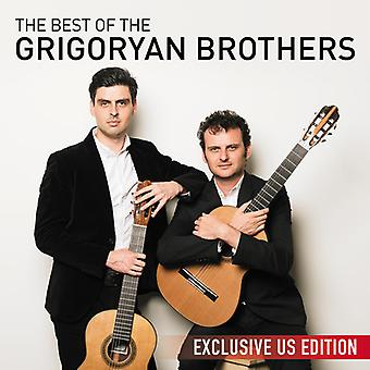 Grigoryan Brothers - The Best of the Grigoryan Brothers [CD] USA import
