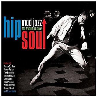 Various Artist - Hip Soul [CD] USA import