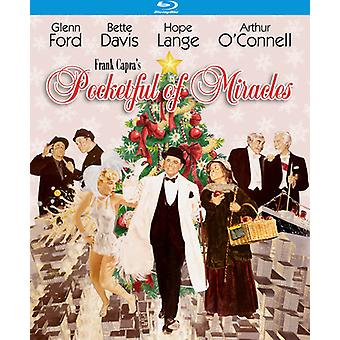 Pocketful of Miracles [BLU-RAY] USA import