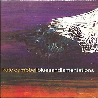 Kate Campbell - Blues & Lamentations [CD] USA import