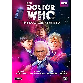 Doctor Who - Doctors Revisited 1-4 [DVD] USA import