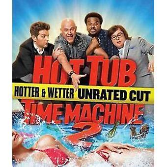Hot Tub Time Machine 2 [Blu-ray] USA import