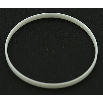 Watch part made by w&cp for breitling replica glass gasket Ø31.20 x 2.00mm, breitling super ocean