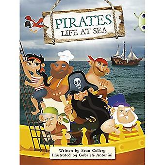 A Pirate's Life: Non-Fiction Purple B/2c (BUG CLUB)
