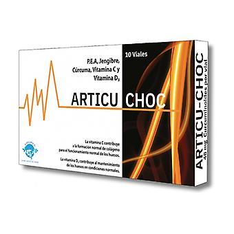 Articu-Choc 10 vials of 10ml