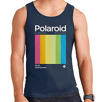 Polaroid Be Creative Be Polaroid Men's Weste
