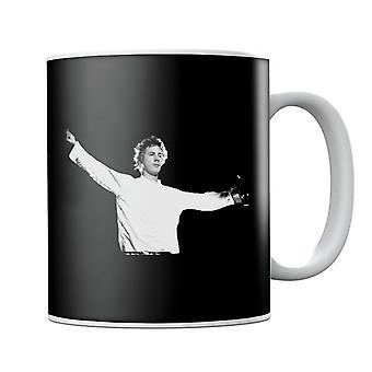 John Lydon Johnny Rotten Manchester Apollo 1986 beker