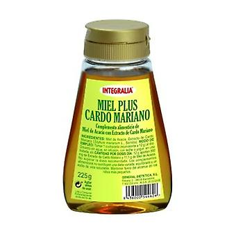 Honey Plus With Milk Thistle 225Gr. 225 g