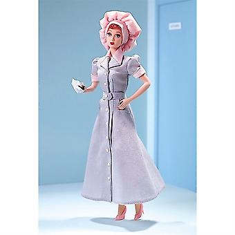 I Love Lucy Barbie Starring Lucille Ball As Lucy Ricardo In Job Switching