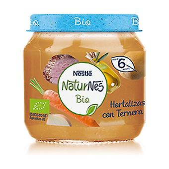 Vegetables Puree with Veal Bio 200 g