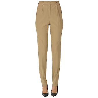 N°21 Ezgl068203 Femmes'pantalons Beige Viscose