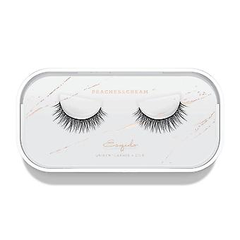Esqido Unisyn False Eyelashes - Peaches & Cream - Natural & Lightweight Lashes