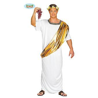 Traje de Julius Cäsar por antigüedad de los gobernantes de los hombres carnaval carnaval Roma