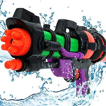 Large Capacity Water Gun Pistols Toy- Outdoor Games For / Kids