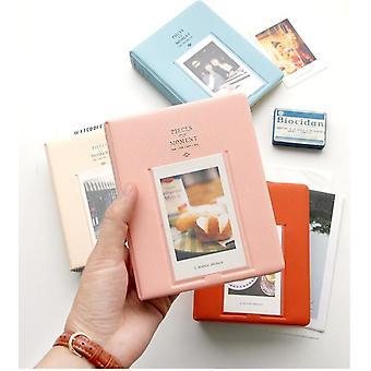 Instax Mini Nimi Card kappaletta Moment Photo Book Album