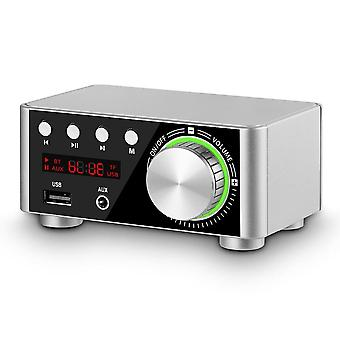Audio Mini Tpa3116 Power Amplifier Bluetooth 5.0 Receiver Stereo - Home Car Audio Amp Usb U-disk Music Player