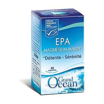 EPA marine magnesium 40 capsules