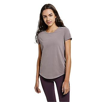 Frauen Yoga Top kurze Ärmel T Shirt