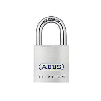 ABUS 80TI/40mm TITALIUM Riippulukko carded ABU80TI40C