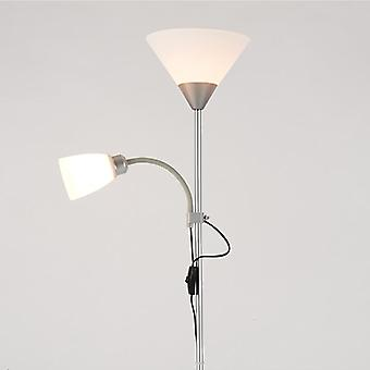 American Style Modern Iron Painted Floor Lamps With E27 Base