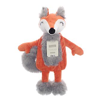 Country Club Novelty Hot Water Bottle, Fox