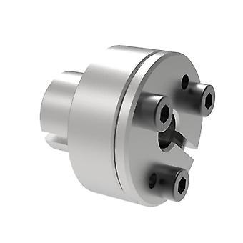الكربون الصلب رمح بدون مفتاح مع صغير الداخلية تتحمل القطر 8MM ~ 20mm