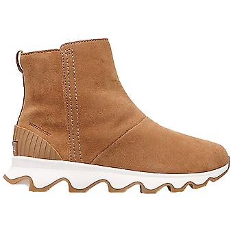 Sorel Kinetic Short Boots - Camel Brown