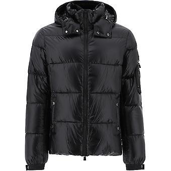 Tatras Mtat20a4562d01 Men's Black Nylon Down Jacket