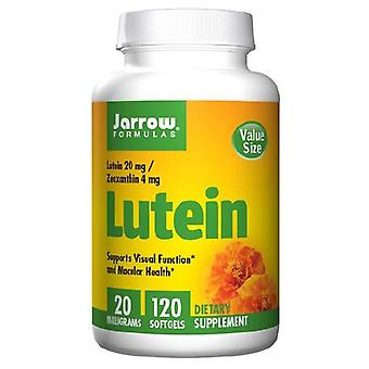 Jarrow Formler Lutein, 120 Softgels