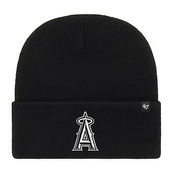 47 Brand Beanie Winter Hat - HAYMAKER Los Angeles Angels