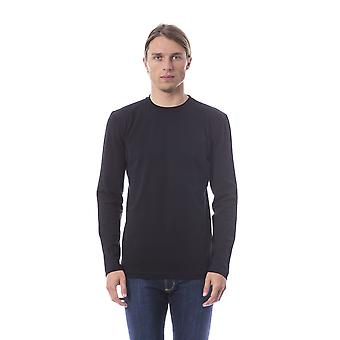Verri Black Long Sleeve Nero T-shirt