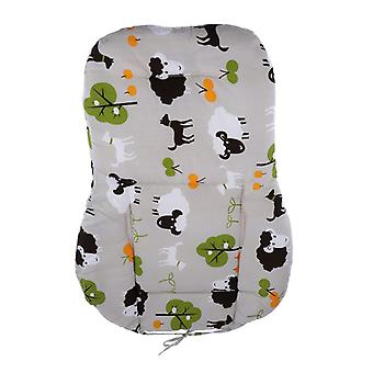 Baby Stroller/car/high Chair Seat Cushion, Liner Mat Pad Cover
