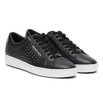 Michael Kors Irving Womens Black Trainers