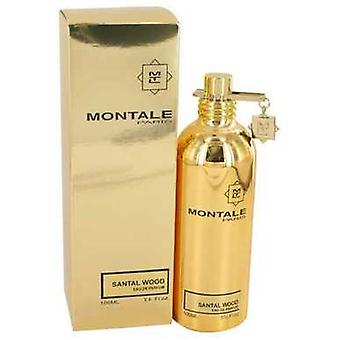 Montale Santal Wood by Montale Eau de Parfum Spray (Unisex) 3,4 oz (naiset) V728-536216