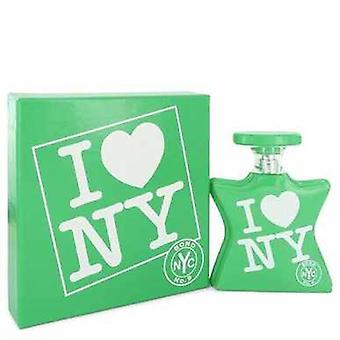 Jag älskar New York Earth Day av Bond nr 9 Eau De Parfum Spray 3,4 Oz (kvinnor) V728-549374