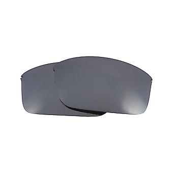 Polarized Replacement Lenses for Oakley ROMEO 2 Sunglasses Anti-Scratch Silver