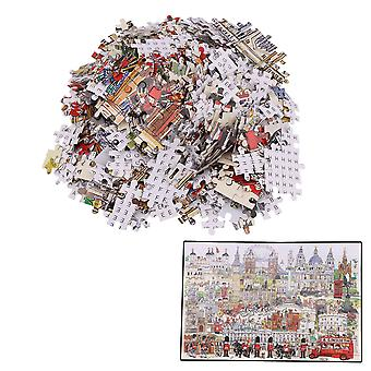 1000 Pieces Castle Soldier Imaginational Paper Jigsaw Puzzles for Kids