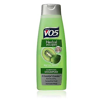 Alberto vo5 clarifying shampoo, herbal escapes, 12.5 oz
