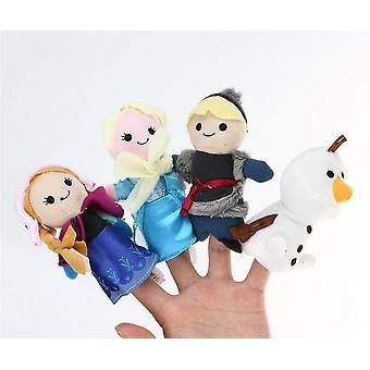 Frozen Elsa & Anna Princess Stuffed Plush Dolls, Kids, Baby Christmas